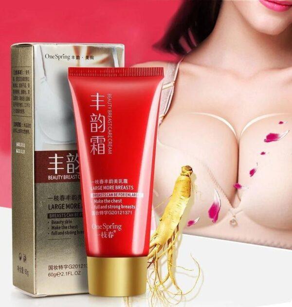 Крем для укрепления и подтяжки груди Beauty Breast Professional Cream, One Spring, 60 гр